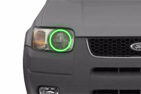 Ford Escape (01-04): Profile Prism Fitted Halos (RGB)