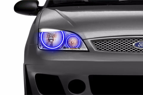 Ford Focus (05-07): Profile Prism Fitted Halos (RGB)