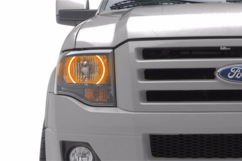 Ford Expedition (07-14): Profile Prism Fitted Halos (RGB)