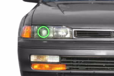 Honda Accord (90-93): Profile Prism Fitted Halos (RGB)