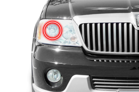 Lincoln Navigator (03-06): Profile Prism Fitted Halos (RGB)