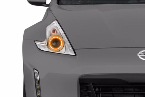 Nissan 37OZ (09-18): Profile Prism Fitted Halos (RGB)