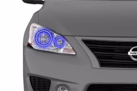 Nissan Sentra (13-15): Profile Prism Fitted Halos (RGB)