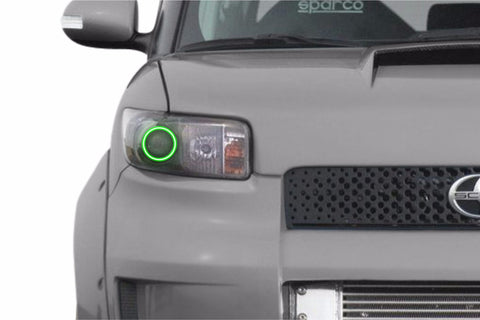 Scion XB (08-10): Profile Prism Fitted Halos (RGB)
