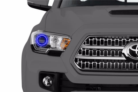 Toyota Tacoma (16-21): Profile Prism Fitted Halos (RGB)