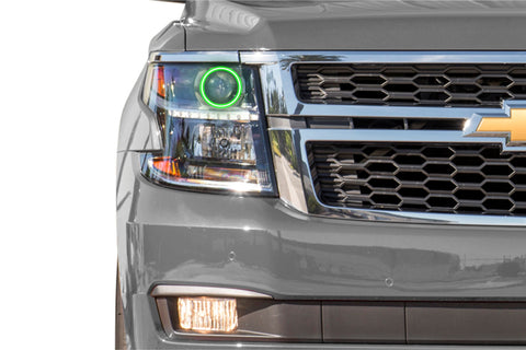 Chevrolet Tahoe (15-17): Profile Prism Fitted Halos (RGB)