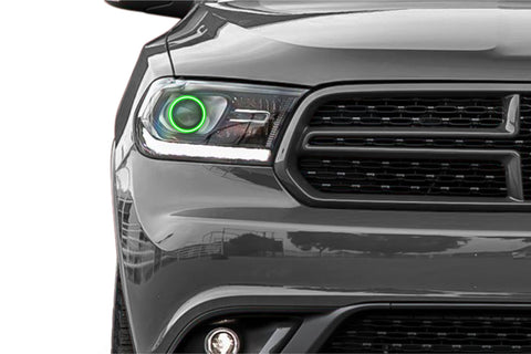 Dodge Durango (14-17): Profile Prism Fitted Halos (RGB)