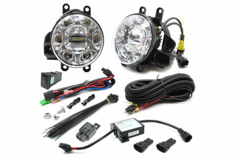 Auer LED DRL & Fog Light Kit: Toyota Tundra (14-20)