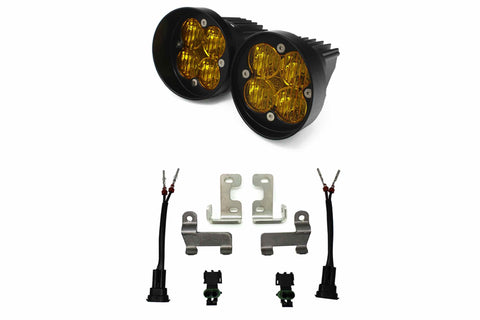 LED Fog Light System: Toyota Trucks (14-20)