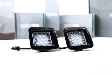 Ford F150 (15-20): XB LED License Plate Lights