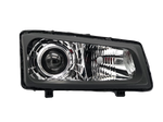 Chevy Silverado (Cateye; 03-07): Custom Headlights Single HID Projector Retrofit
