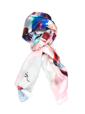 Nahara Peaches and Light Scarf
