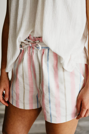 The Quinnley Shorts - Multi