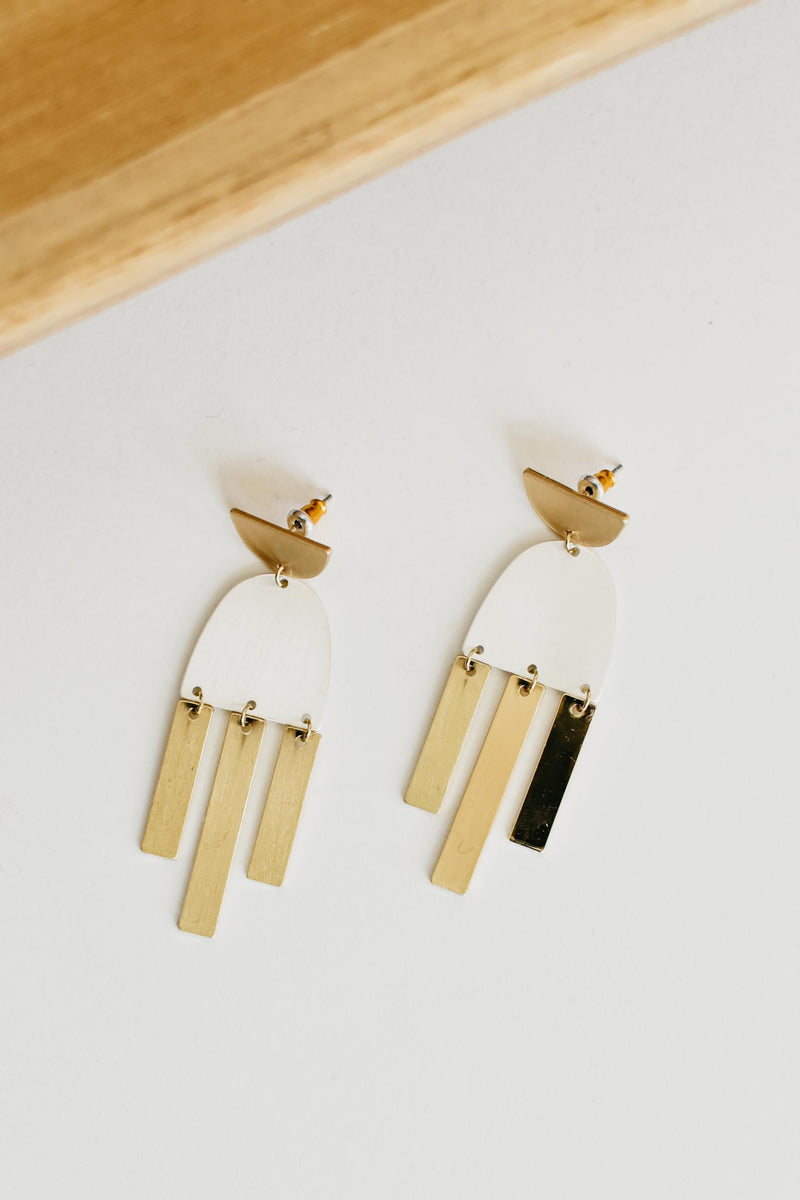 The Mellow Earring - Multi