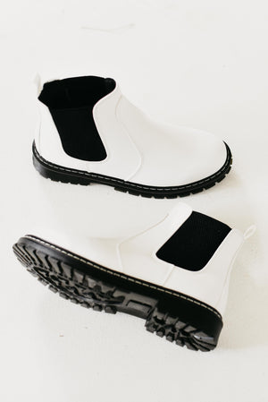 The Gila Bootie - White
