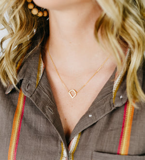 The Must Have Initial Necklace