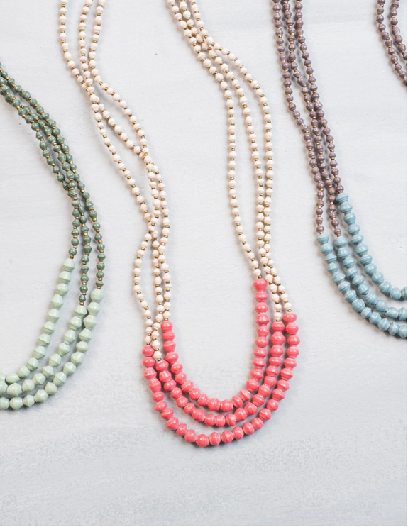 Aliza Necklace (3) - MOD Boutique