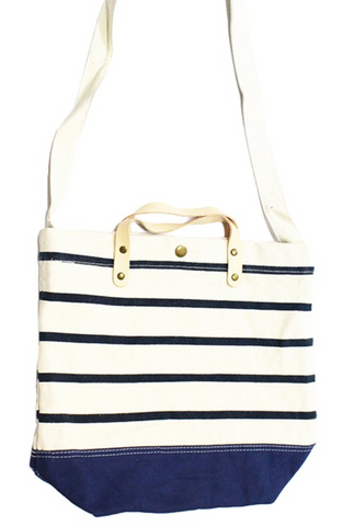 Color Block Tote-2 colors