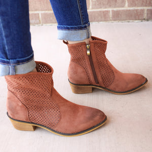 *Miracle Mile Breach Bootie - MOD Boutique