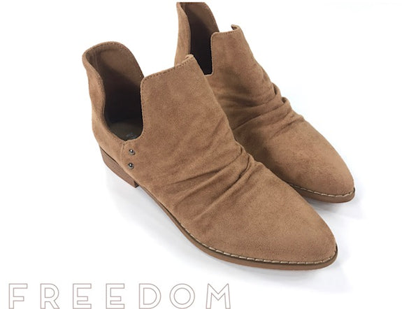 Freedom Bootie - MOD Boutique