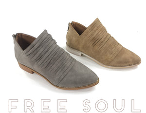 Free Soul-Grey - MOD Boutique