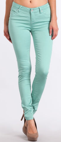 Summer Colored Skinnies