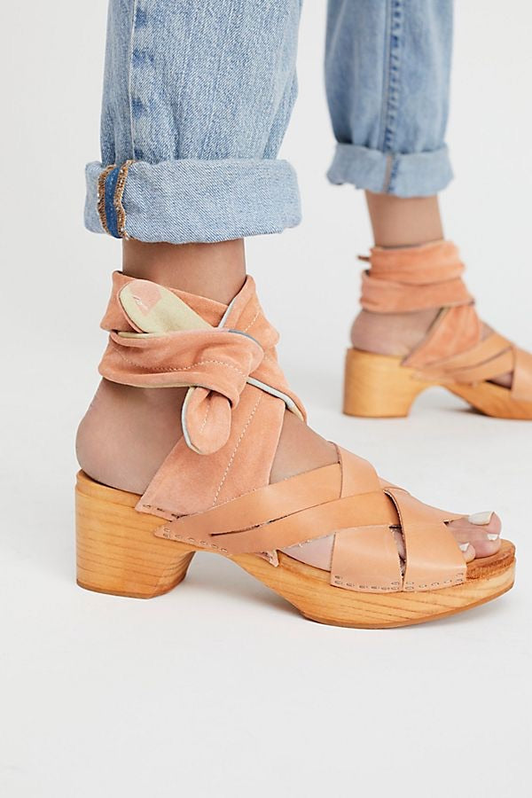 Emmy Wrap Clog by Free People