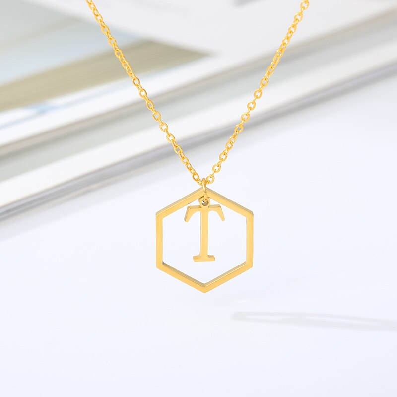 Your Letter Necklace