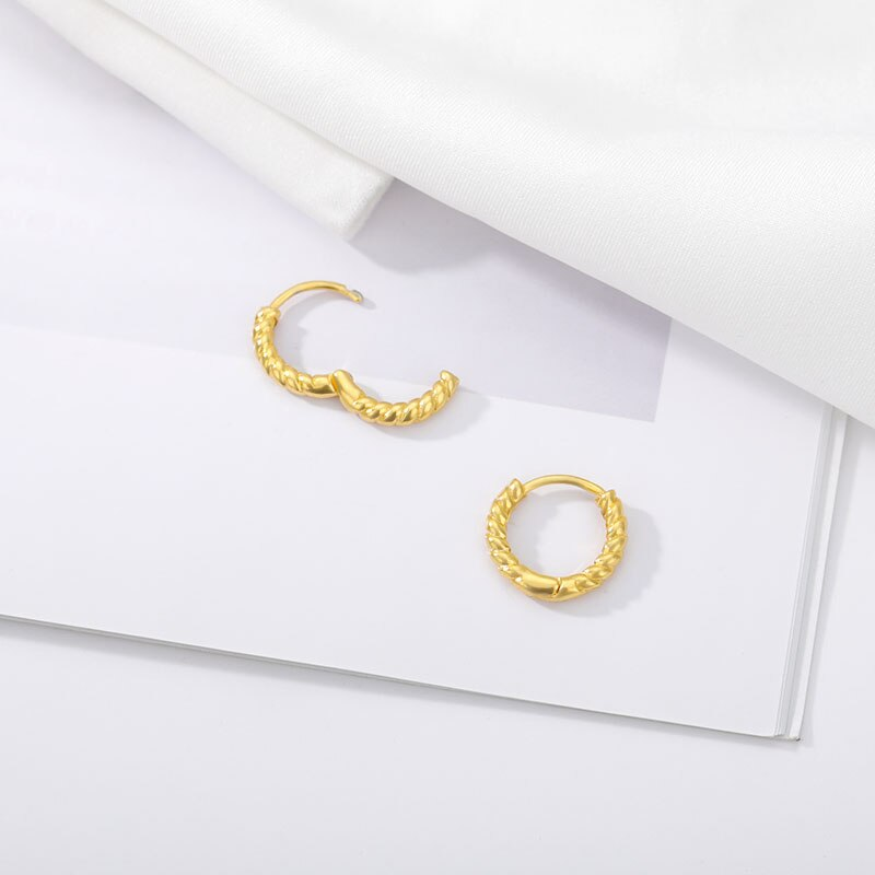 Le Cercle Earrings