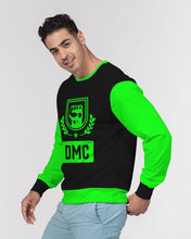 Load image into Gallery viewer, DMC Lime Men's Sweatshirt