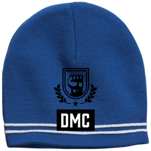 Load image into Gallery viewer, DMC Colorblock Beanie
