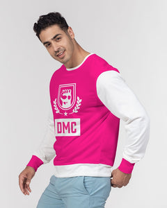 DMC Pink Men's Sweatshirt