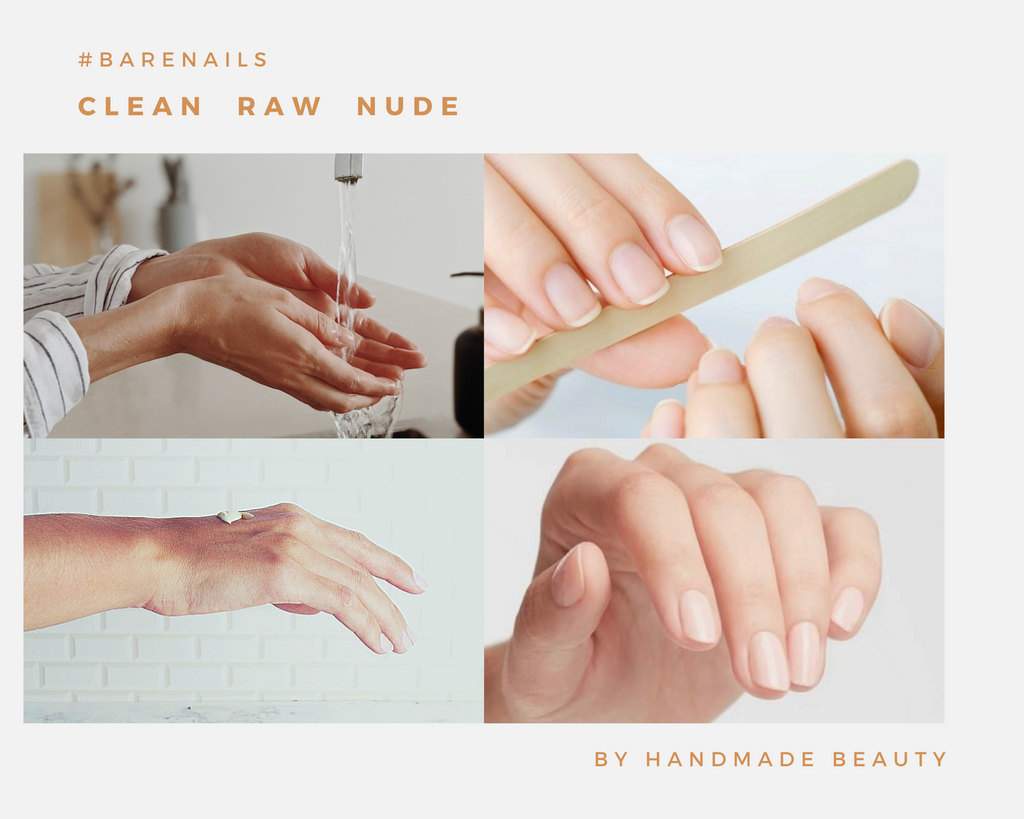 BareNails & Raw Manicure