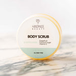 Body Scrub (Sugar & Grapefruit Scrub) - Handmade Beauty
