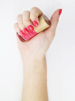 Esmalte de Uñas No Toxico Color Mamey - Handmade Beauty