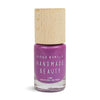 Esmalte de Uñas No Toxico Color Plum - Handmade Beauty