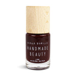 Esmalte de Uñas No Toxico Color Rasberry -  Handmade Beauty