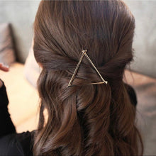Load image into Gallery viewer, Triangle Hair Clip