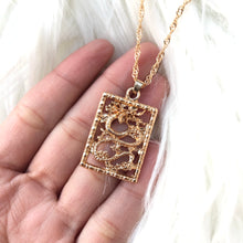 Load image into Gallery viewer, Dragon Pendant Necklace