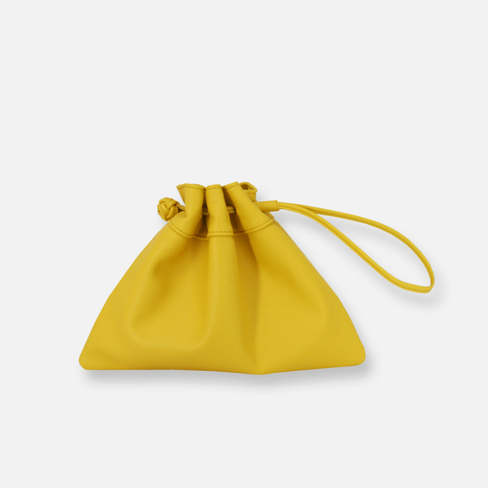 CLACLA  CLUTCH • LEMON