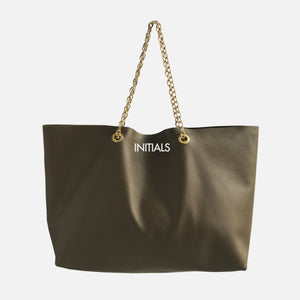 Load image into Gallery viewer, JACK TOTE BAG • OLIVE KHAKI