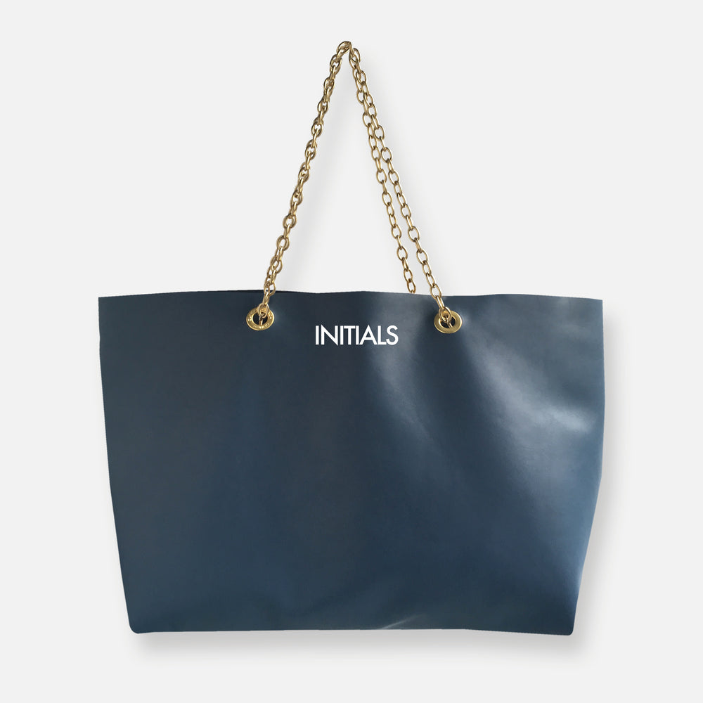 JACK TOTE BAG • COMO BLUE