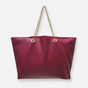 JACK TOTE BAG • CHOU ROUGE