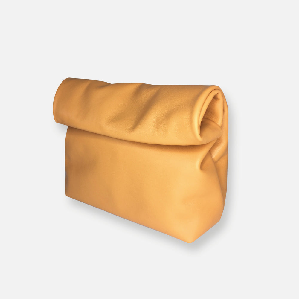 Load image into Gallery viewer, KRAFT CLUTCH • HONEY