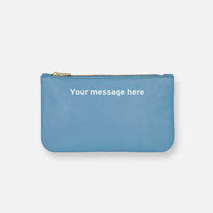 Load image into Gallery viewer, SMALL MESS POUCH • AMIGO BLUE