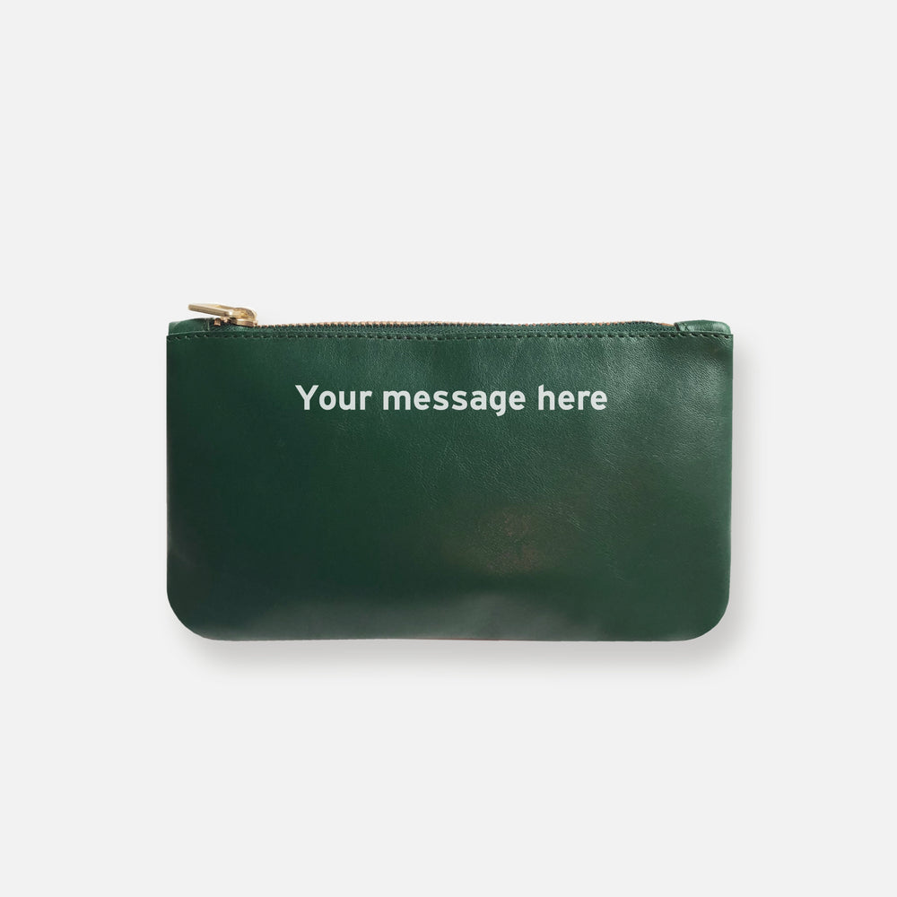 Load image into Gallery viewer, SMALL MESS POUCH • PINE