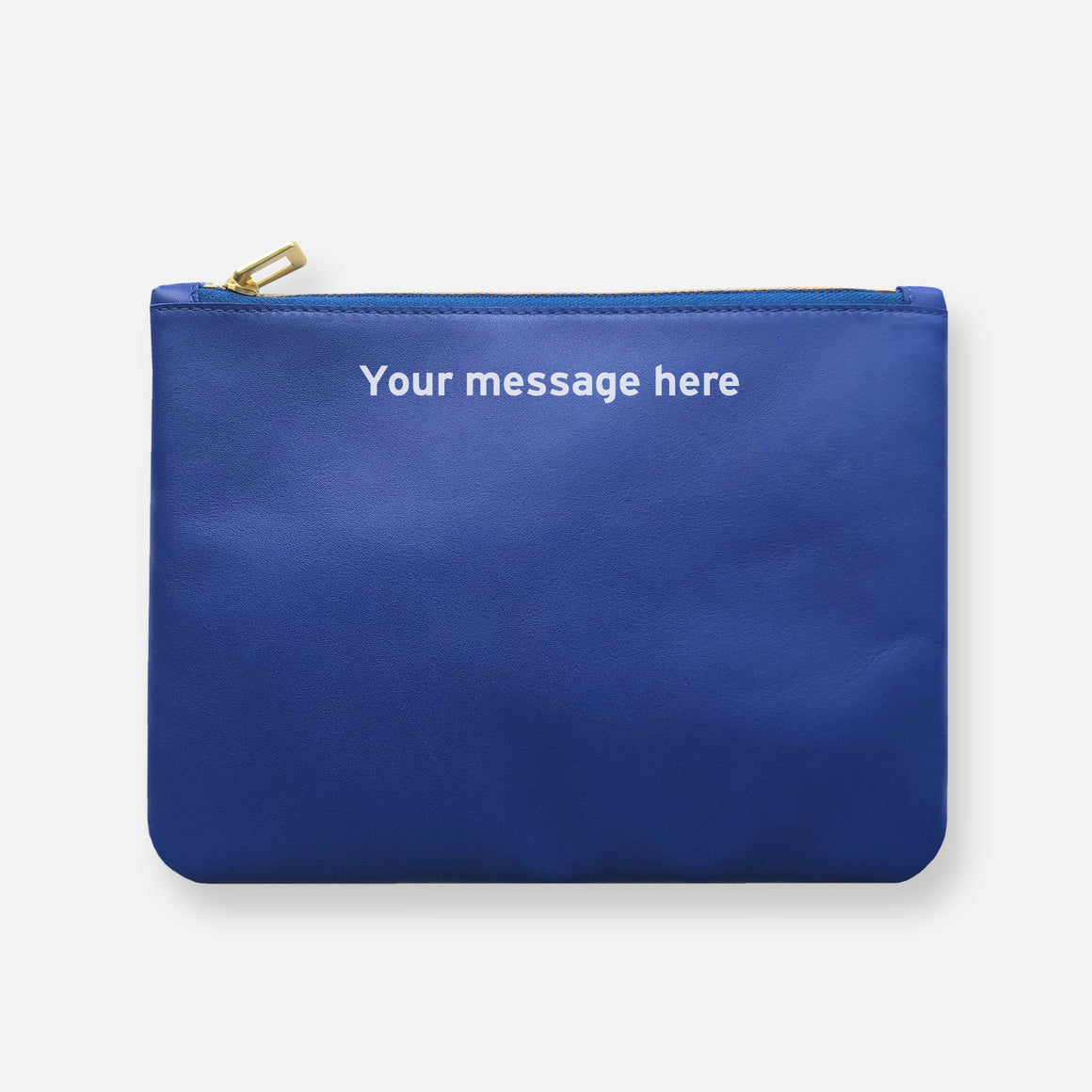 MESS POUCH • ULTRA BLUE