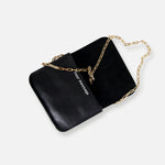 MINI TITA HANDBAG • BLACK