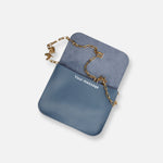 MINI TITA HANDBAG • LIGHT COMO BLUE