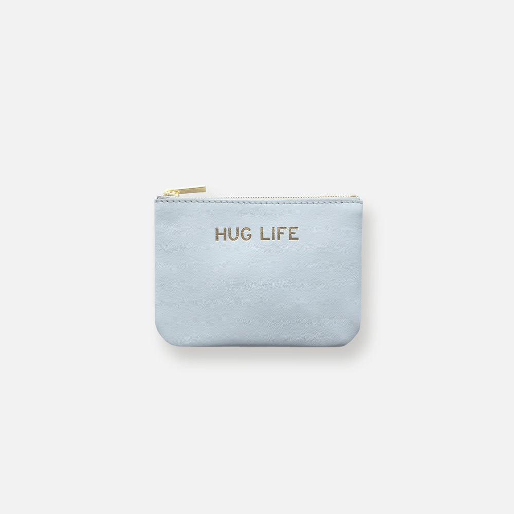 MINI MESS POUCH • ALICE BLUE